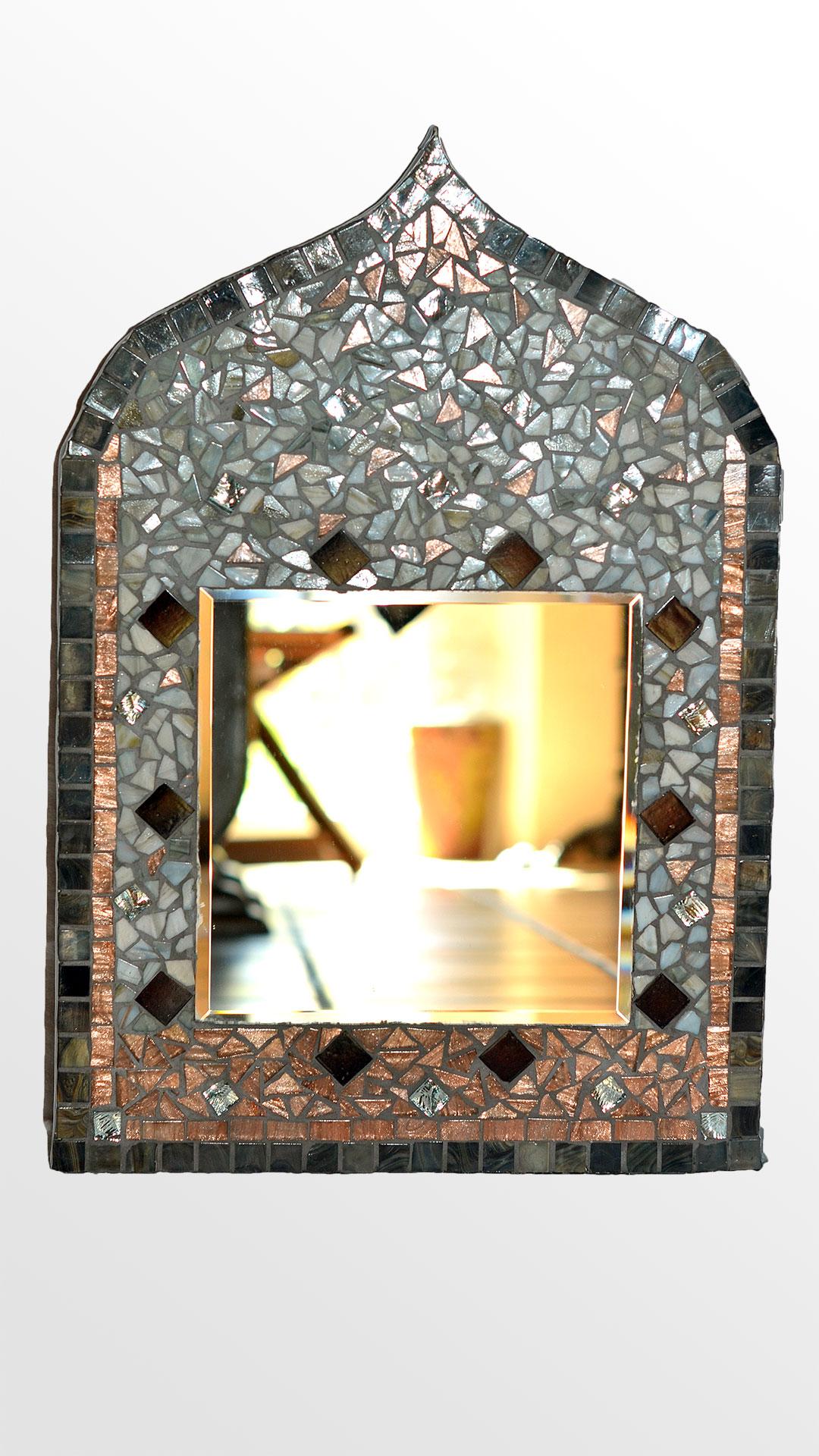 Le miroir oriental il tait une mosa tait une for Miroir oriental