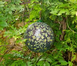 Boule de jardin